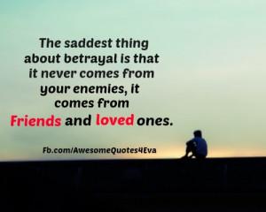 Backstabbing Friend Quotes...