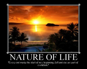 Nature Quotes About Life