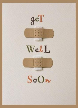 Get Well Soon Quotes, Wishes, Cards Messages