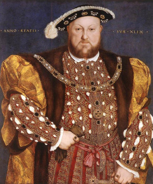 The Madness of King Henry VIII?