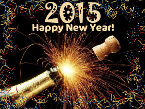 Happy New Year Wishes and Messages 2015