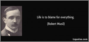More Robert Musil Quotes