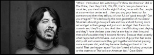 Epic Dave Grohl Quote