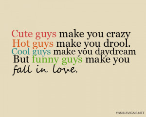 Cute Quotes For Girls To Say To Guys