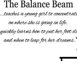 Gymnast Gymnastics Quotes