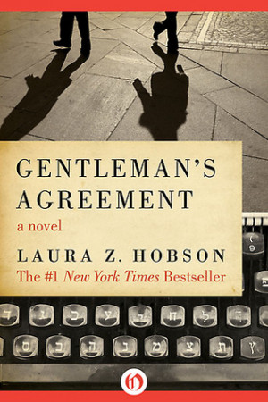 "Start by marking ""Gentleman's Agreement"" as Want to Read:"