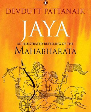 100,000 verses contained in 18 chapters. Author Dr Devdutt Pattanaik ...