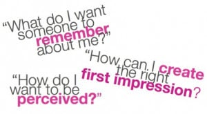 Good First Impression Quotes