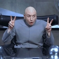 Dr. Evil Quote Hands Of Sarcasm In Austin Powers