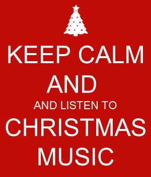 ... christmas music glee the music the christmas of christmas music