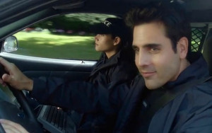 Missy Peregrym And Ben Bass...