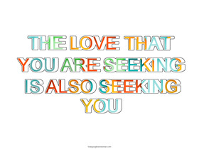 ... quote photo: LOVE QUOTE IN A PLAIN WHITE WRAPPER quote-love-seeking