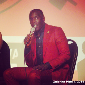 ... Empire Cast Member Michael K Williams Recalls Dancing For picture