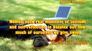 ... Solitude #Reflection #picturequotes View more #quotes on http://quotes