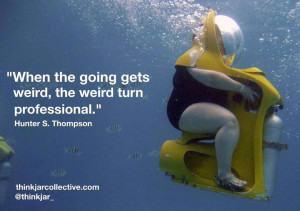 Hunter S Thompson Quotes
