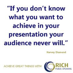 ... An inspirational public speaking quote. #publicspeaking #quotes More