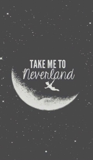 Neverland Peter Pan Quotes