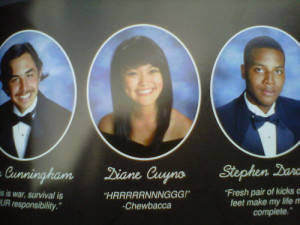 45 Of The Funniest Yearbook Quotes of All Time