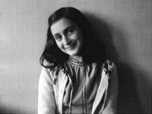 Anne Frank, shown here in 1941, died in 1945 at age 15 in the Bergen ...