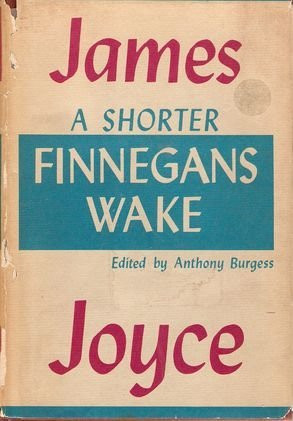 """Start by marking """"A Shorter Finnegans Wake"""" as Want to Read:"""