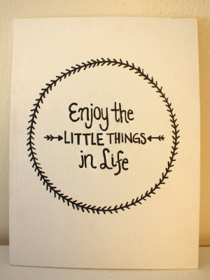 ... 161506640/canvas-quote-enjoy-the-little-things-in?ref=shop_home_active