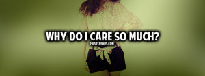 why do i care so much , quote , quotes , covers
