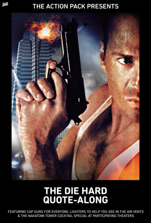 DIE HARD Quote-Along
