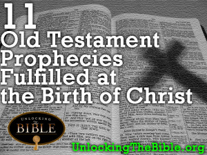 The birth of Christ is one of the defining moments of history and is ...