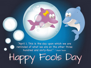 Funny April Fool Quotes