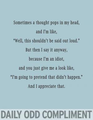Appreciation quotes, sayings, good