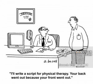 Funny Physical Therapy Jokes Physical therapy cartoons