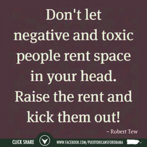 Negative People Quotes...