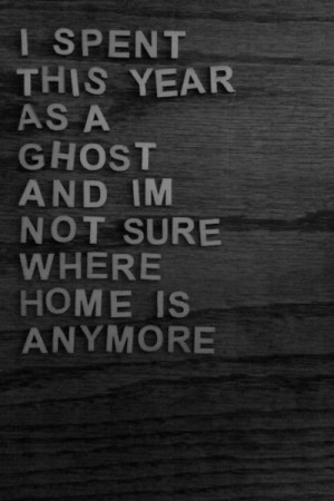 Black and White lyrics the wonder years