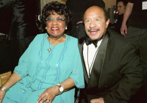 What George Jefferson called his wife 'Weezy' Photo by Frank Micelotta ...