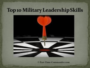 Military Leadership Quotes Military Leadership