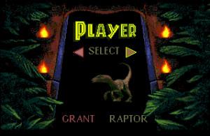 Jurassic Park (Genesis/Mega Drive)