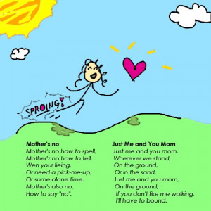 Mother's Day Poems by misplacer