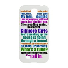 Gilmore Girls Quotes Samsung Galaxy S4 Case for