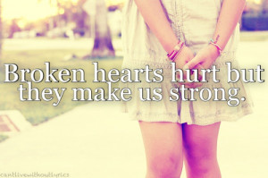 Topics: Broken heart Picture Quotes , Hurt Picture Quotes , Strong ...