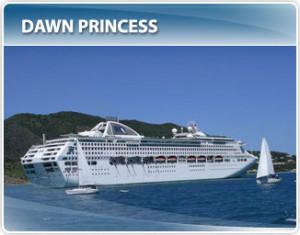 Princess Cruises Dawn Princess Alaska Cruise