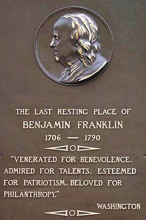 """One of the most famous quotations by Benjamin Franklin is: """"Nothing ..."""