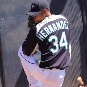 Felix Hernandez-photo by Jen Howson.Basebal Players, Basebal Memories ...
