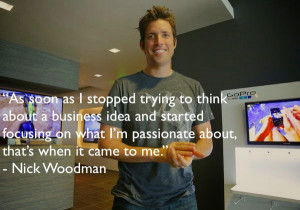 ... Founder And CEO Of GoPro Nick Woodman Reveal What's Behind His Company