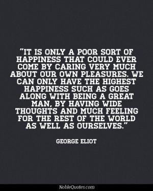 George Eliot Quotes Http//noblequotescom/