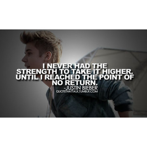 Quotes From Justin Bieber Believe