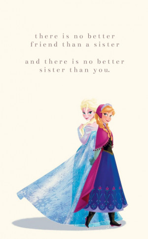 Frozen Elsa and Anna