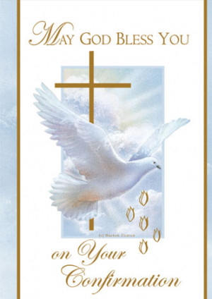Confirmation Cards Quotes