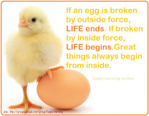 Good Egg Quotes