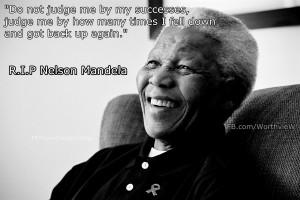 20 Inspirational quotes of Nelson Mandela