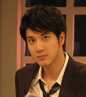 lee hom wang most probably another hot cousin of mine
